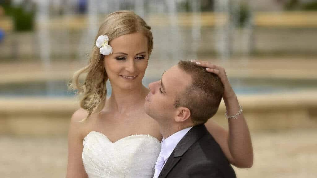 Kreatív esküvőfotózás Veresegyházán